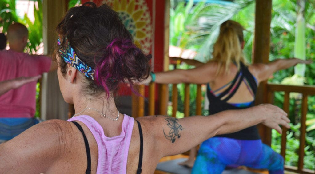Yoga gear for surf and yoga camp