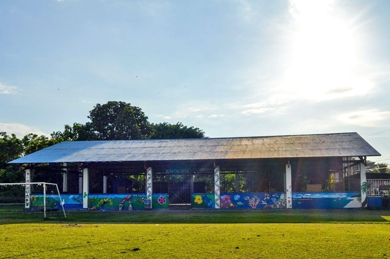 Community center Bahia Ballena