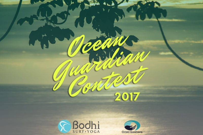 The sun sets on the 2017 Ocean Guardian Contest