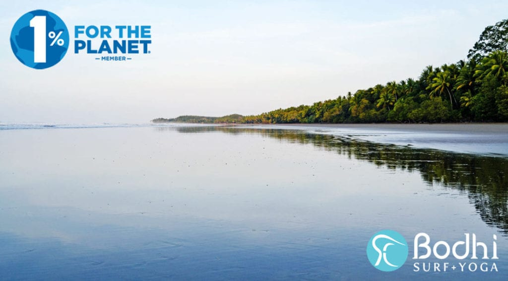 Bodhi Surf + Yoga joins 1% for the Planet