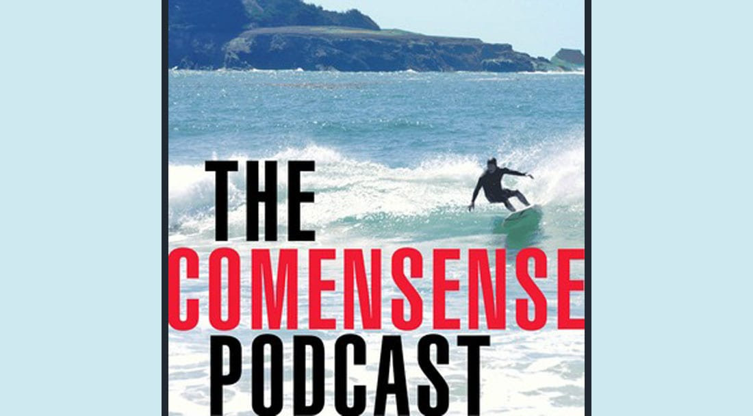 Travis Bays on Comensense Podcast