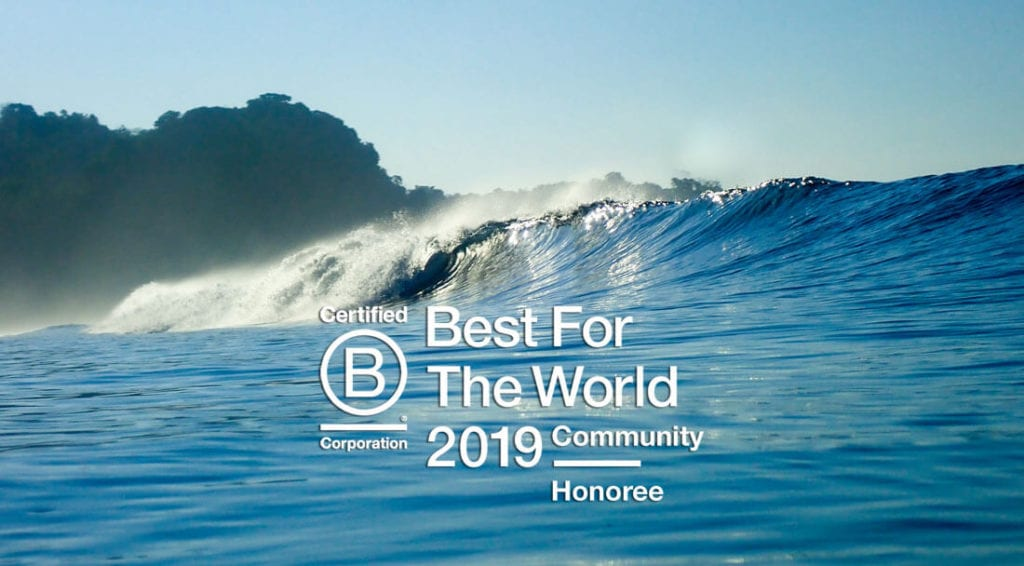 B Corp Best For The World Community
