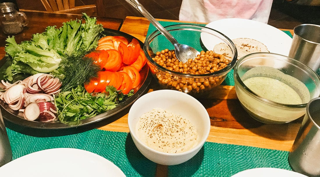 Learning to Eat Better in Covid-19