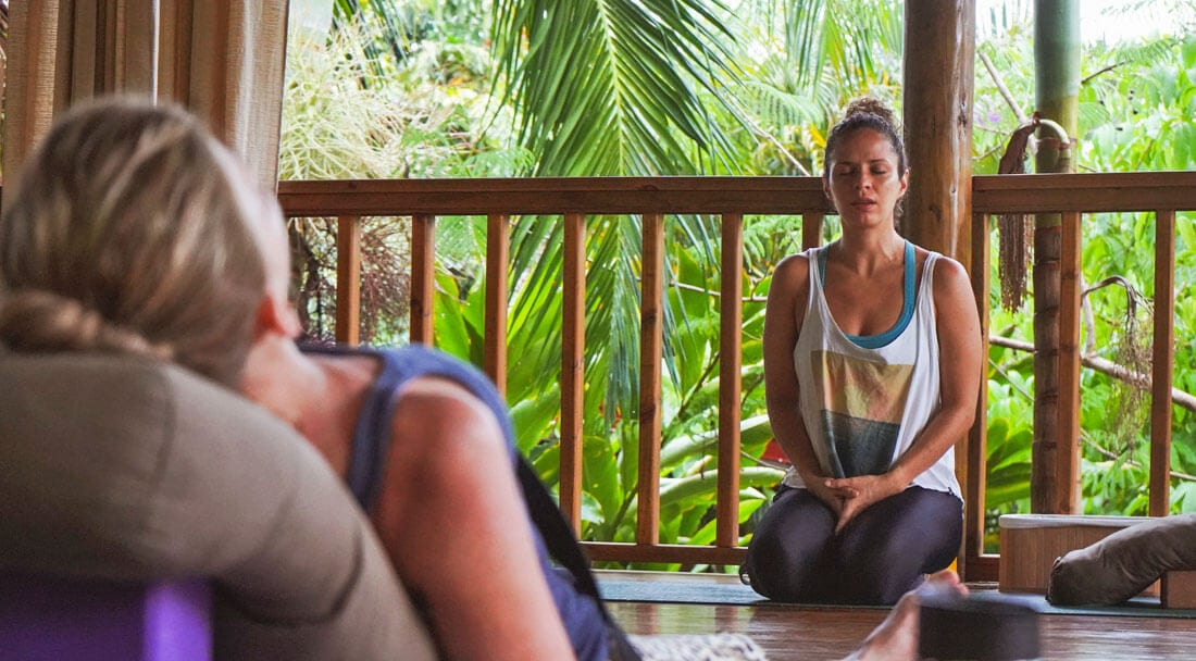 Pilar Salazar Head Yoga Instructor