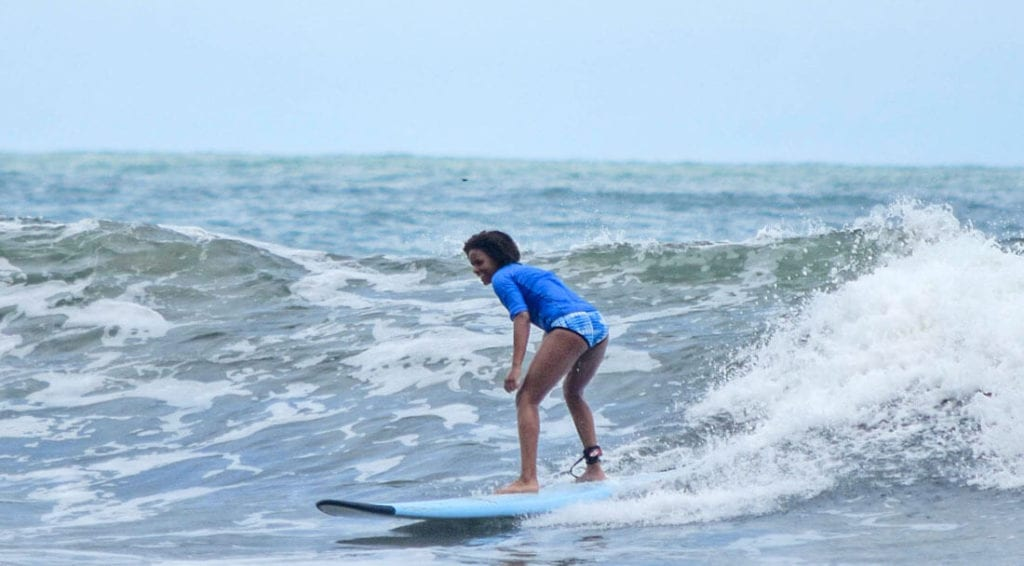 Growth mindset in surf