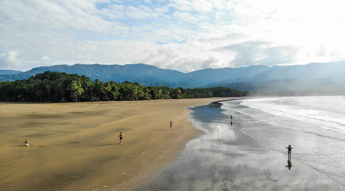 Outdoor tourism amidst Covid